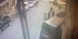 İstanbul'da güpegündüz silahlı çatışma