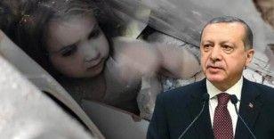 Cumhurbaşkanı Recep Tayyip Erdoğan, Ayda bebek ile telefonda görüştü