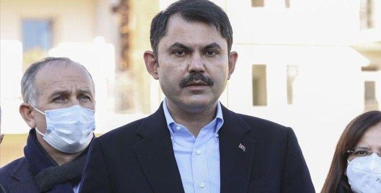 Çevre ve Şehircilik Bakanı Kurum: Fikirtepe'de de İstanbul'a yakışacak bir projeyi gerçekleştiriyor olacağız