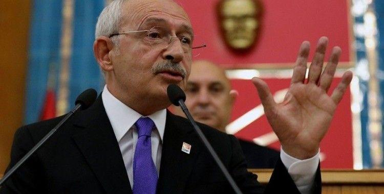 """Kılıçdaroğlu: """"Vali sıcak siyasetin içine giremez"""""""