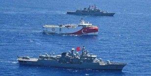 Ege'deki adalara askeri sevkiyat yapılmasına karşı 3 yeni navtex yayınladı
