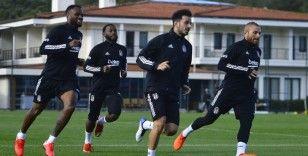 Beşiktaş derbi mesaisine devam etti
