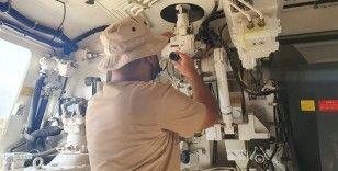 Libya ordusunun uluslararası standartlara ulaştırılması hedefleniyor