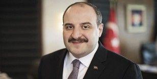 Sanayi ve Teknoloji Bakanı Varank: Türkiye, rüzgar türbini ekipman üretiminde Avrupa'da ilk 5'te yer alıyor