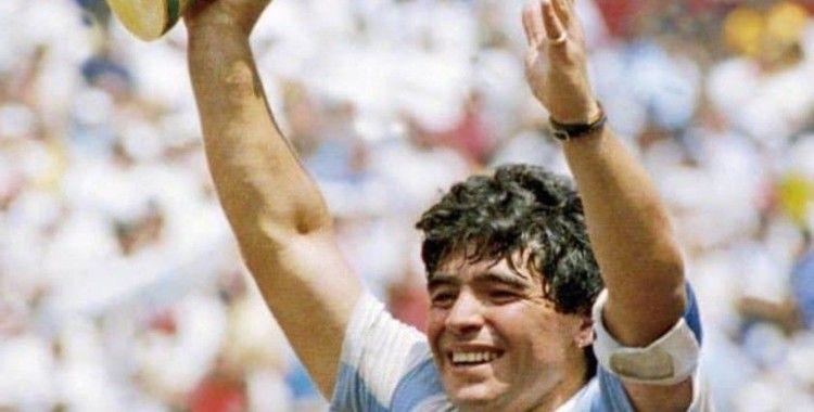 Kayserispor'dan Maradona paylaşımı