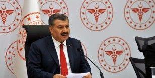 """Bakan Koca: """"Bugün 28 bin 351 kişinin Covid testi pozitif çıktı"""""""