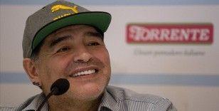 'Kalben Filistinliyim' diyen Maradona'nın ölümü Arap basınında geniş yer buldu