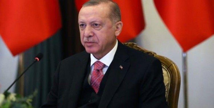 Erdoğan: Siber güvenlik sınır güvenliği kadar önemli