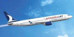 AnadoluJet'ten yurtiçi uçuşlarda geçerli kış kampanyası