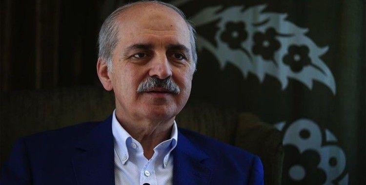 AK Parti Genel Başkanvekili Kurtulmuş: ABD başkanının Türkiye'ye karşı daha rasyonel adımlar atacağı kanaatindeyim