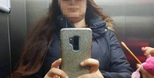 Genç kadın 'gasp edildim' dedi, gerçek güvenlik kamerasında ortaya çıktı