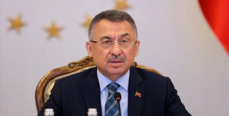 Cumhurbaşkanı Yardımcısı Oktay: Dijital Türkiye Platformu üzerinde 51,5 milyon kullanıcı sayısına erişildi