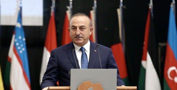 Dışişleri Bakanı Çavuşoğlu: Göçmenler ve Müslümanlar, bulundukları topluluklara katkıda bulunmaya devam ediyor