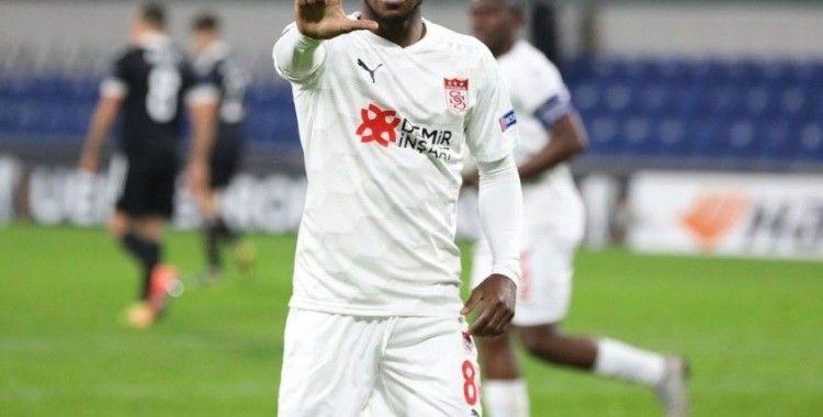 Kayode, UEFA maçlarında 4'te 4 yaptı