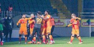 Galatasaray Rizespor'u 4-0 mağlup etti