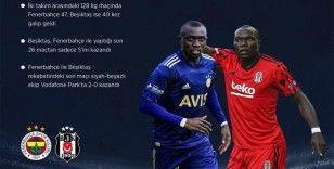 Fenerbahçe-Beşiktaş rekabetinde 352. randevu