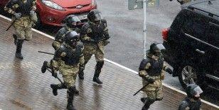 Belarus'taki hükümet karşıtı protestolar devam ediyor