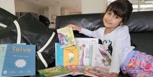 Avustralya'daki ilkokul öğrencisi Nisa'nın Türkçe sevgisi karşılık buldu