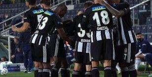 Süper Lig: Fenerbahçe: 0 - Beşiktaş: 1 (Maç devam ediyor)