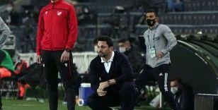 Erol Bulut Beşiktaş'a karşı yine kazanamadı