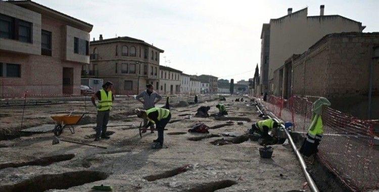 İspanya'da Endülüs İslam dönemine ait Müslüman mezarları ortaya çıkarıldı