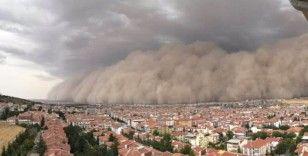 Prof. Dr. Saydam'dan toz fırtınası uyarısı: Kesinlikle dışarı çıkmayın, pencerenizi bile açmayın