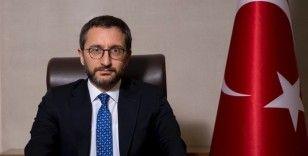 """İletişim Başkanı Fahrettin Altun: """"Şerefli ordumuza hakaret edenleri lanetliyorum"""""""