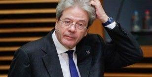 Gentiloni: Avrupa'da borçlar iptal edilemez, silinemez