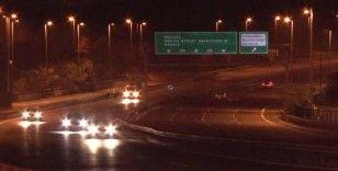 15 Temmuz Şehitler Köprüsünde kısıtlama sonrası polis noktası kaldırıldı
