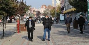 Edirne Sağlık Müdürlüğü: Yoğun bakım doluluk oranı yüzde 76,3