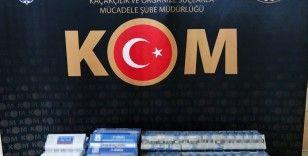Şırnak'ta kaçakçılara darbe: 39 gözaltı
