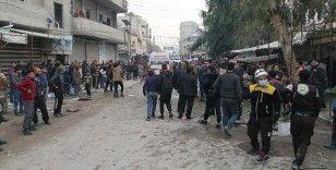 Cerablus'ta terör saldırısı: 7 yaralı