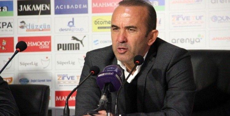 BB Erzurumspor'da Mehmet Özdilek'le yollar ayrıldı