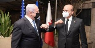 Bahreyn'den üst düzey heyet ikinci kez İsrail'de