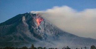 Endonezya'da Ili Lewotolok Yanardağı'nda son 24 saatte 2 patlama oldu