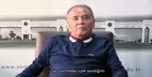 Başkan Böcek, 106 gün sonra Antalyalıları selamladı