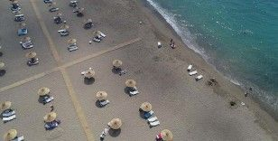 Antalya'ya bu yıl gelen turist sayısı 3 milyon 382 bin 485'e ulaştı