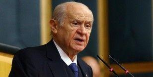 MHP Genel Başkanı Bahçeli: Türk ordusuna 'satılmış' demek Türkiye husumetinin kök salmasıdır