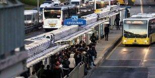 İstanbul'da toplu taşımada oluşabilecek yoğunluğun azaltılması için bazı tedbirler alındı