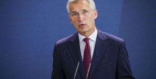 """Stoltenberg: """"Afganistan'daki durumu değerlendirdik"""""""