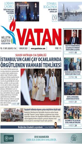 Güzel Vatan Gazetesi Sayı:135