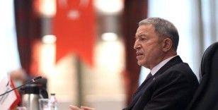 Bakan Akar: 'Türk ve Rus generali beraber çalışacaklar'