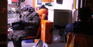 Temaslı kadın ambulans yerine taksiye binince cezayı yedi