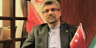 İran'ın Erzurum Başkonsolosu Soltanzadeh Fahrizade'ye saldırıyı kınayan Türkiye'ye teşekkür etti