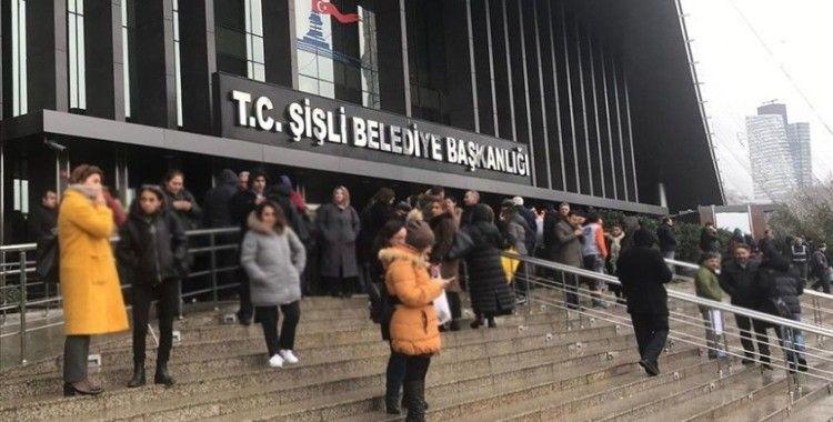 Şişli Belediye Başkan Yardımcısı Cihan Yavuz'un da aralarında bulunduğu 4 kişi tutuklandı