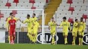 Sivasspor, sahasında Villarreal'e 1-0 mağlup oldu