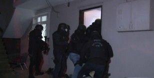 İstanbul'da DEAŞ operasyonu