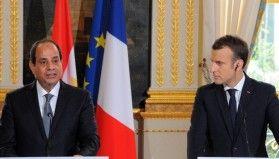 Macron'a 'insan hakları ihlalleri' konusunda Sisi'ye 'baskı yap' çağrısı