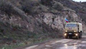 Ermenistan'ın işgalinden kurtarılan Laçın görüntülendi