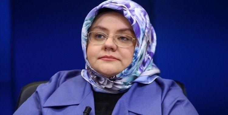 Aile Çalışma ve Sosyal Hizmetler Bakanı Selçuk: Ocak başında engelli ataması gerçekleştireceğiz